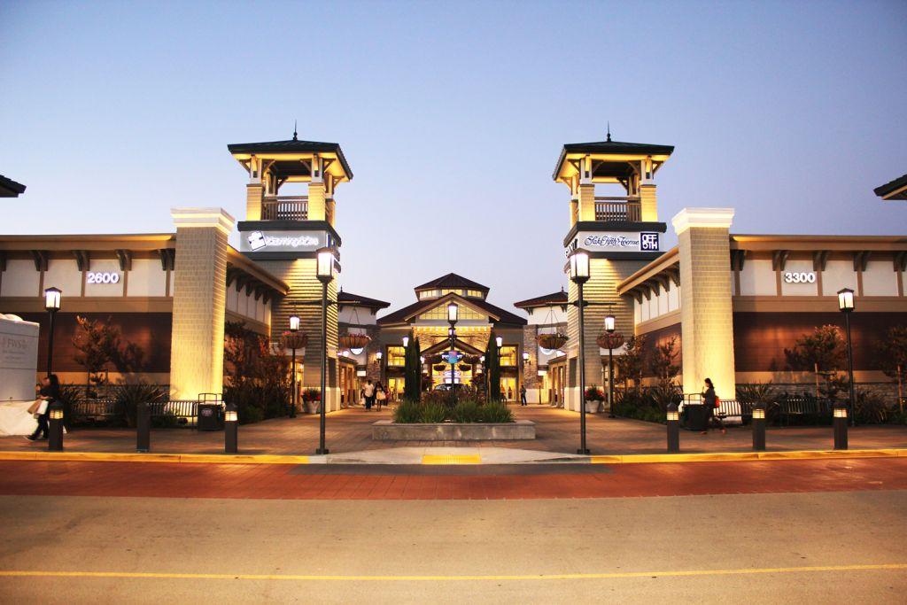 San Francisco Premium Outlets – Tri-Valley, California