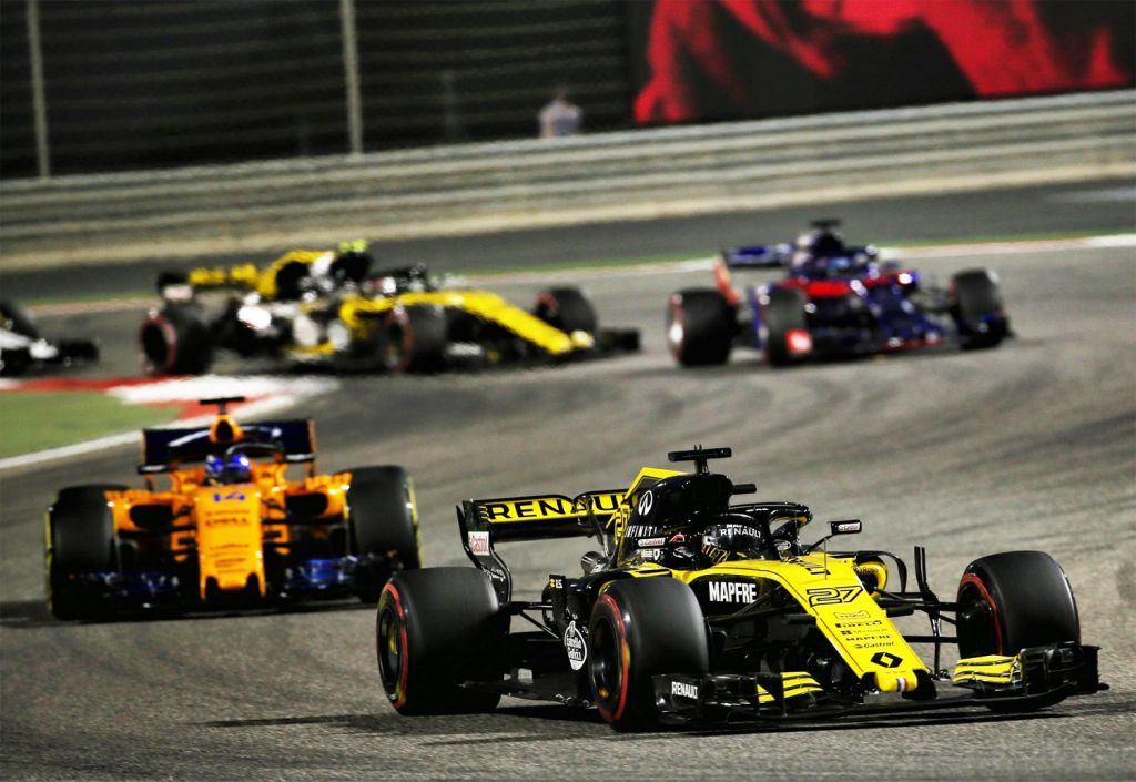 Watch the 2020 Formula 1 Gulf Air Bahrain Grand Prix