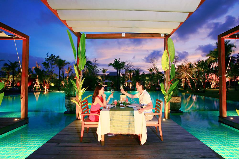 Sarojin private dining experience for two