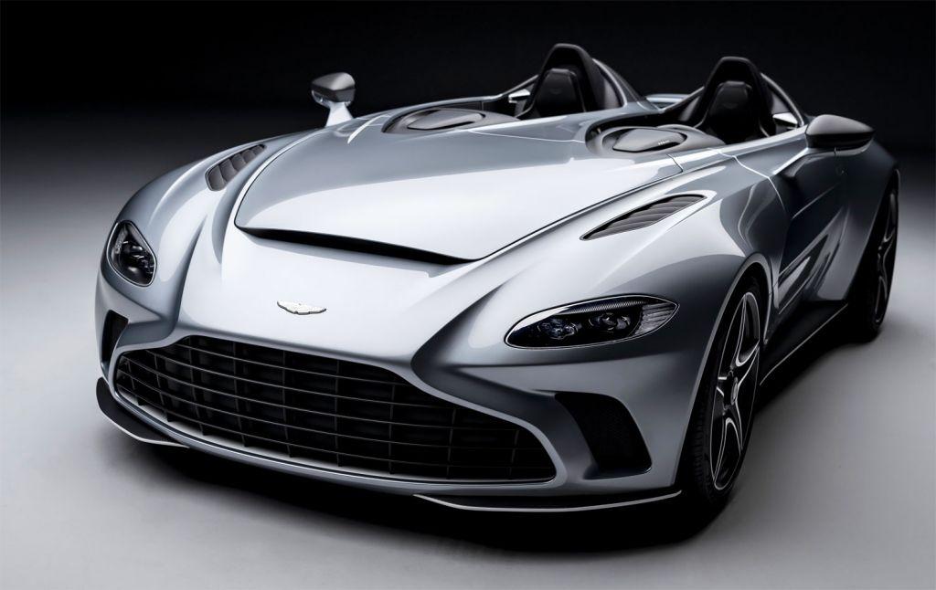 Aston Martin V12 Speedster Q1 2020