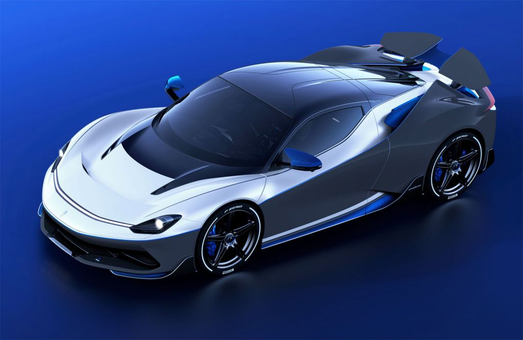 Automobili Pininfarina Battista Anniversario Q1 2020