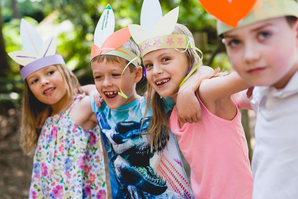 BeWILDerwood Cheshire, fun for the whole family
