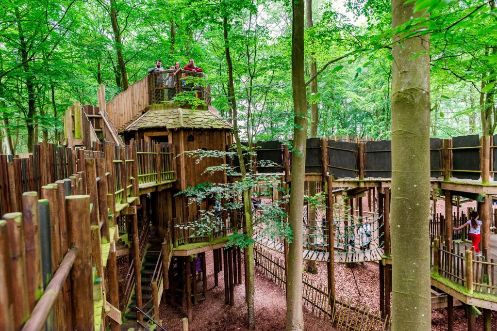 BeWILDerwood Cheshire Delays Opening Date to 18th July 2020