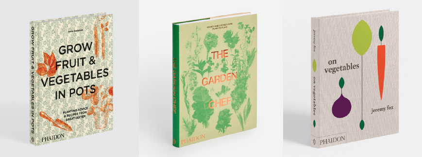 Six Great Books to Help You With Gardening at Home