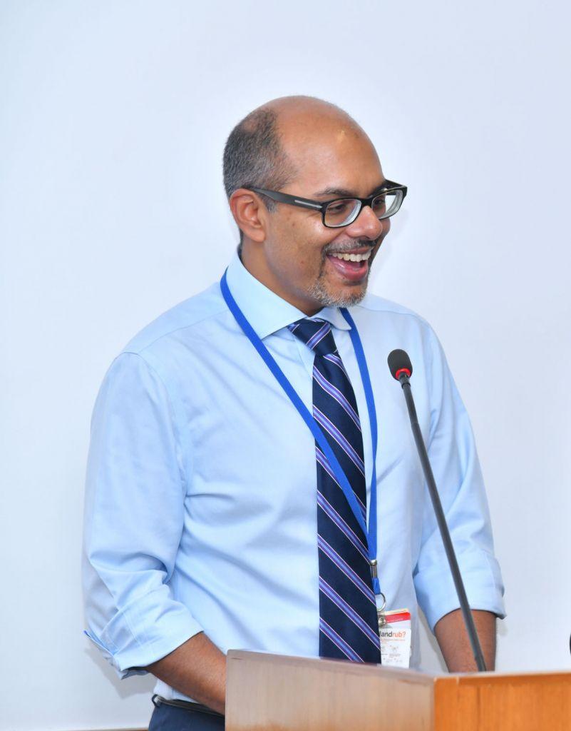 Dr Faisal Mahmood of Aga Khan University