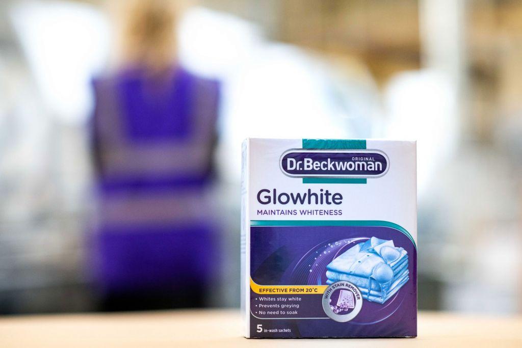 Dr Beckmann to Dr Beckwoman