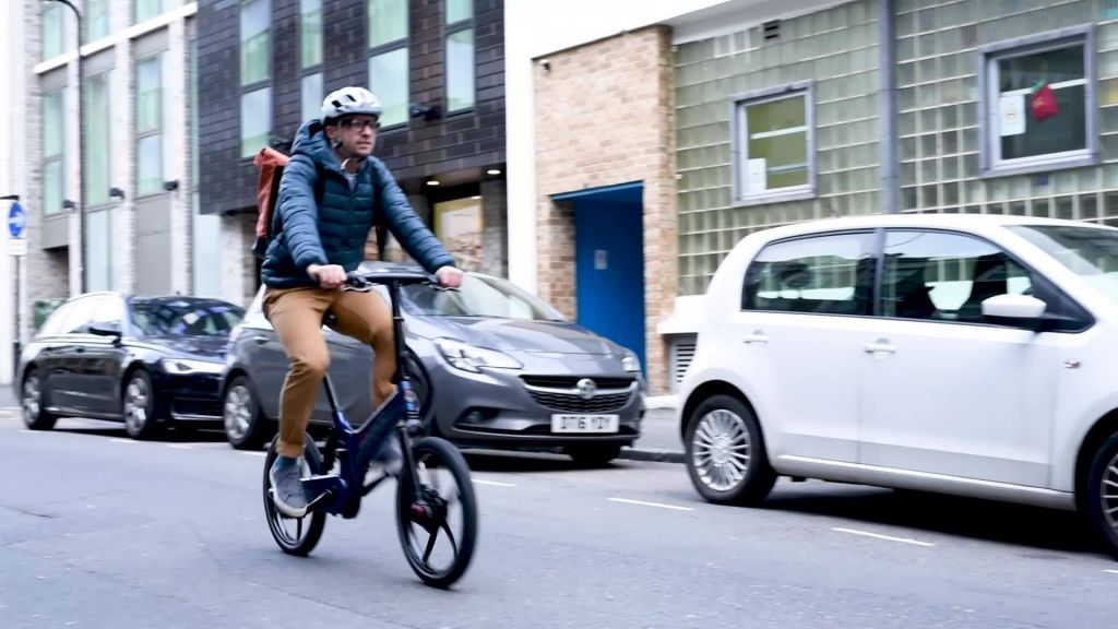 GoCycle partnering with Fully Charged to Help NHS workers