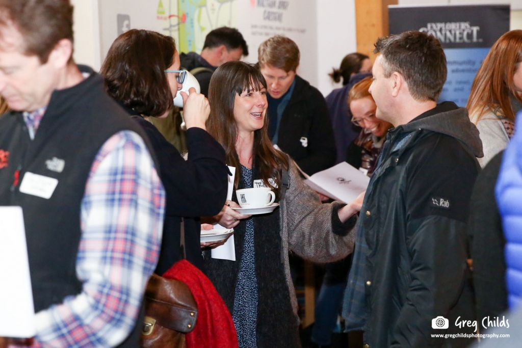 Guests at the Adventure Mind 2020 Conference