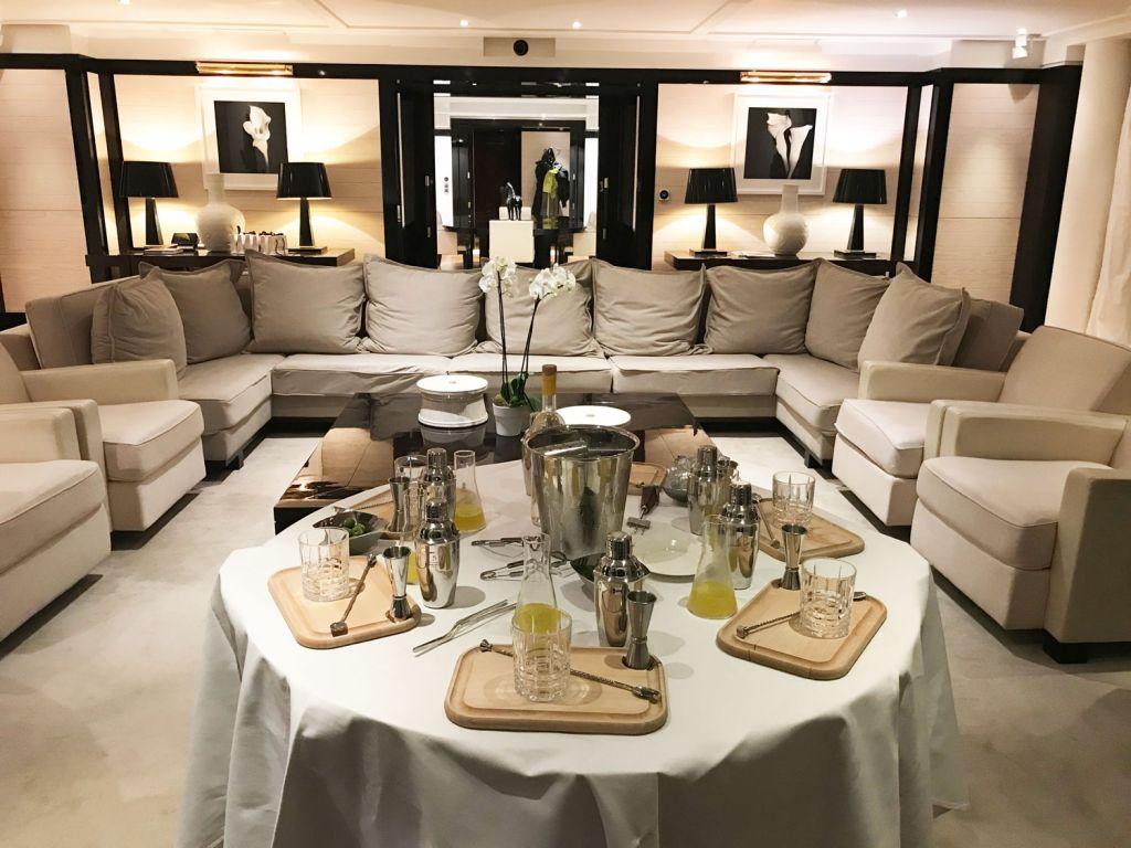 Hôtel Barrière Le Majestic Cannes cocktail masterclass