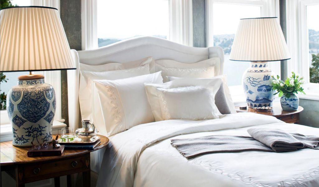 Haremlique Istanbul luxury bed linen debuts in Harrods