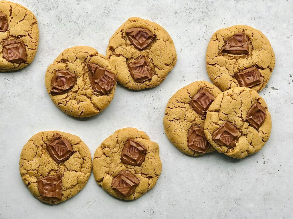 Cookies from the Easy Peasy Baking Campaign