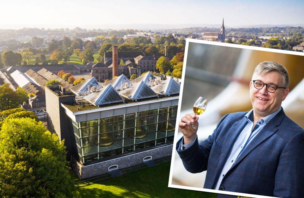 Brian Nation, Master Distiller At Ireland's Midelton Distillery