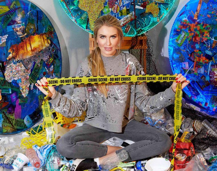 Luxurious Magazine Interview with Contemporary Artist Natalia Kapchuk 26