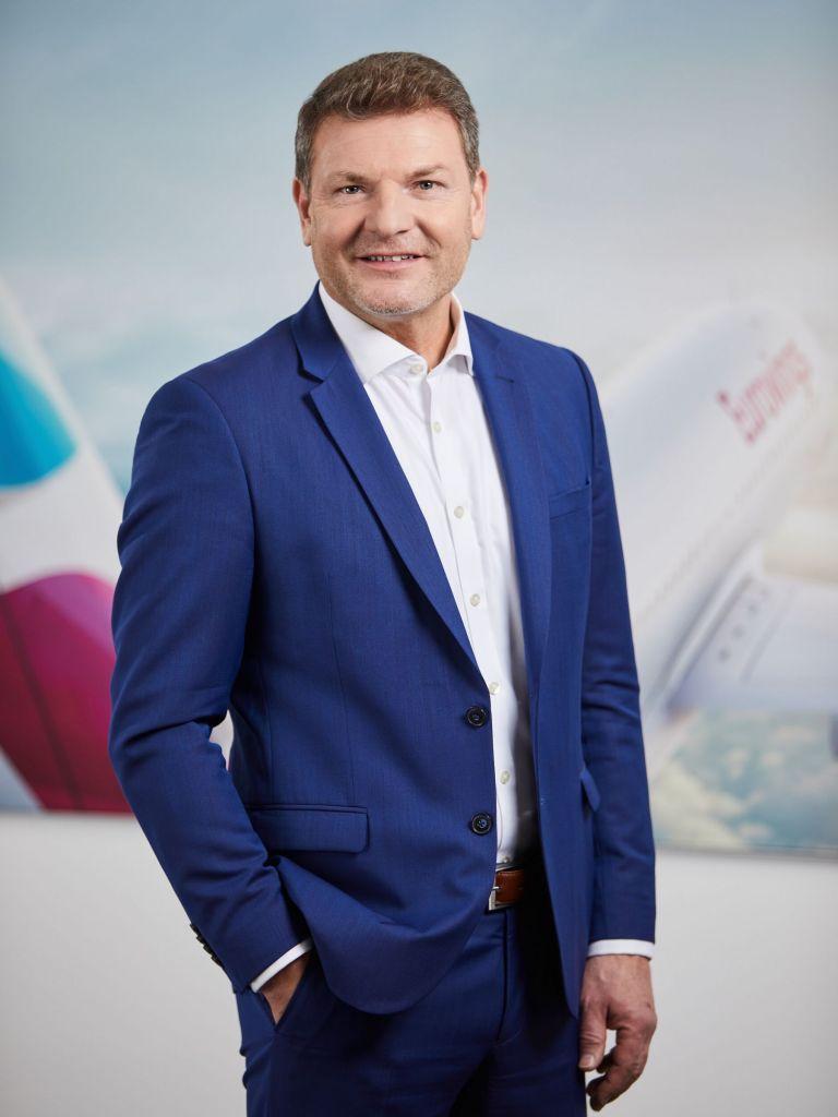 Jens Bischof CEO Eurowings