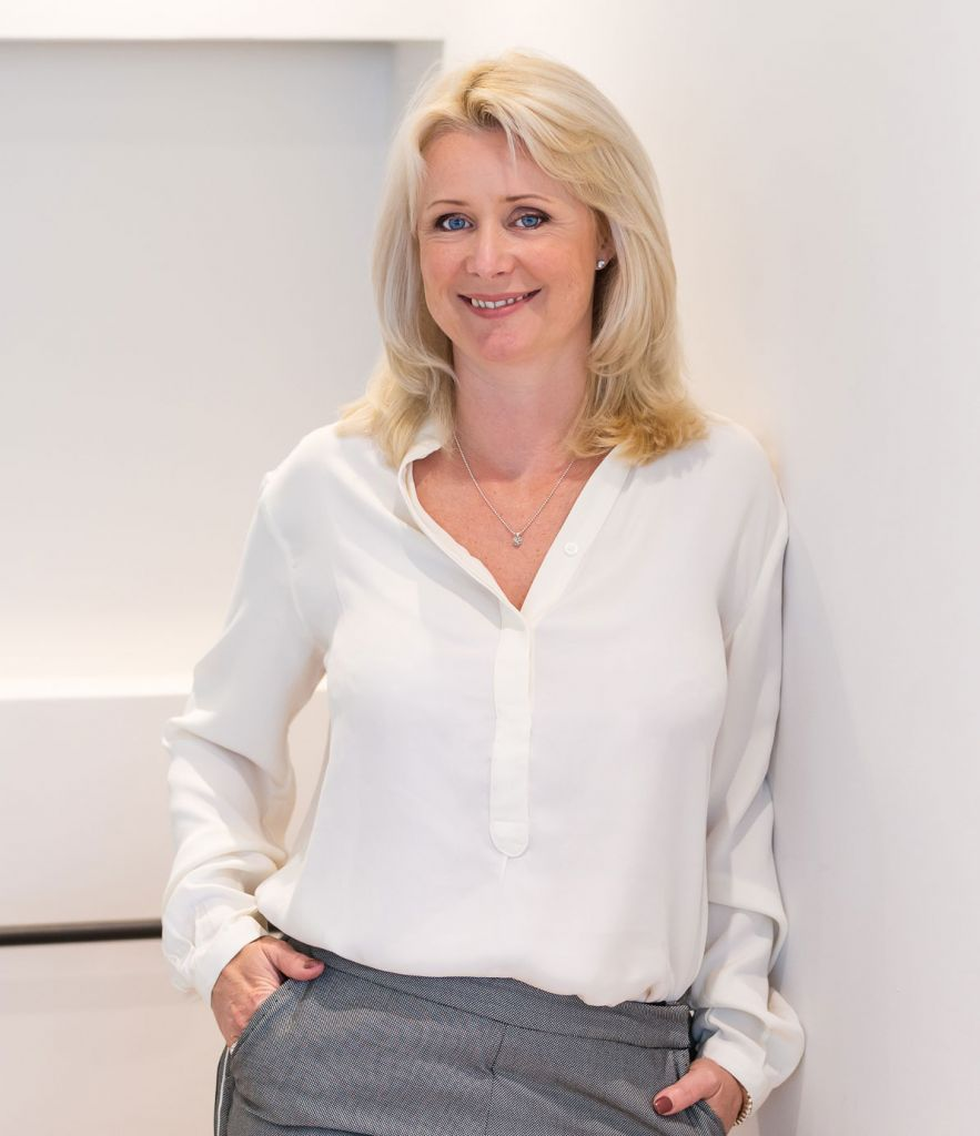 Lucy Hargreaves, MD Of Spiral Cellars