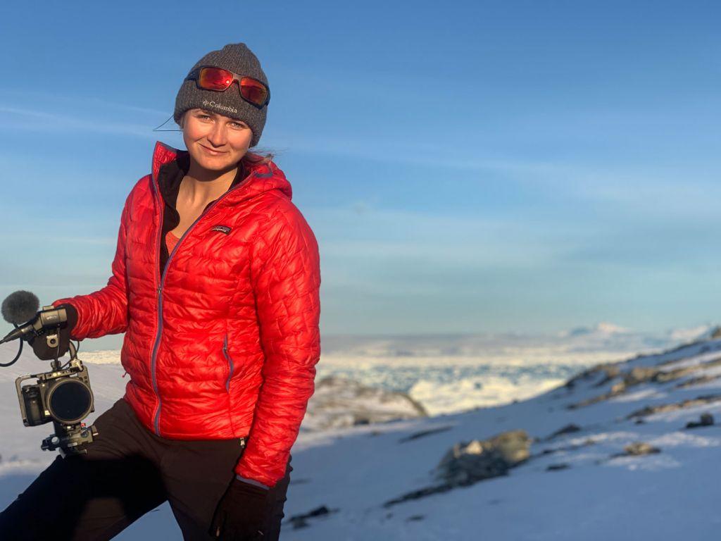 Lucy Shepherd, mountaineer, arctic and jungle explorer