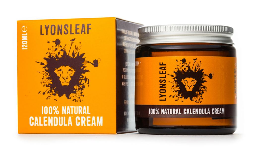 Lyonsleaf multi-award-winning Calendula Cream