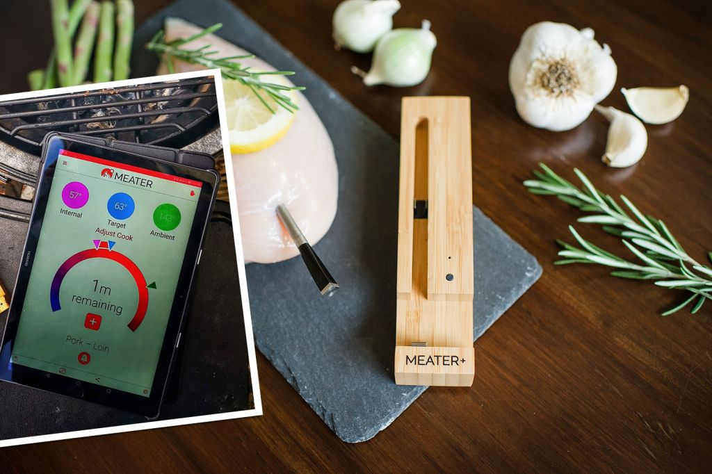 Turning Up The Heat With The MEATER+ Wireless Smart Thermometer