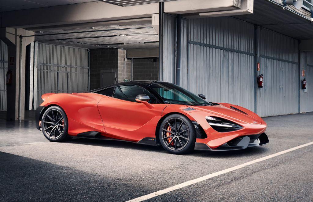 McLaren 765LT Q1 2020