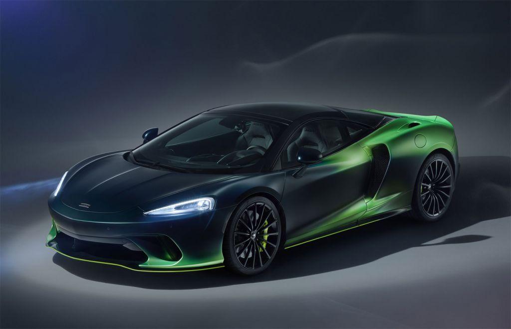 McLaren Verdant Theme GT by MSO Q1 2020