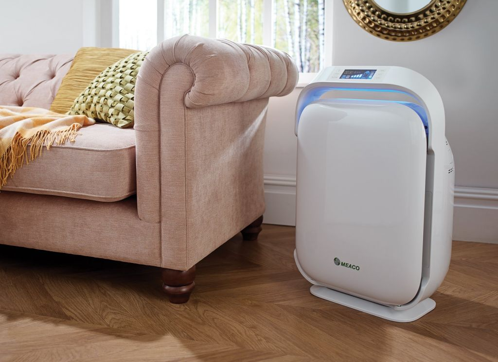 Why an Air-Purifier is Important for Those Working From Home