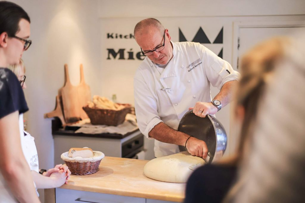 Richard Bertinet An Introduction to Bread Making