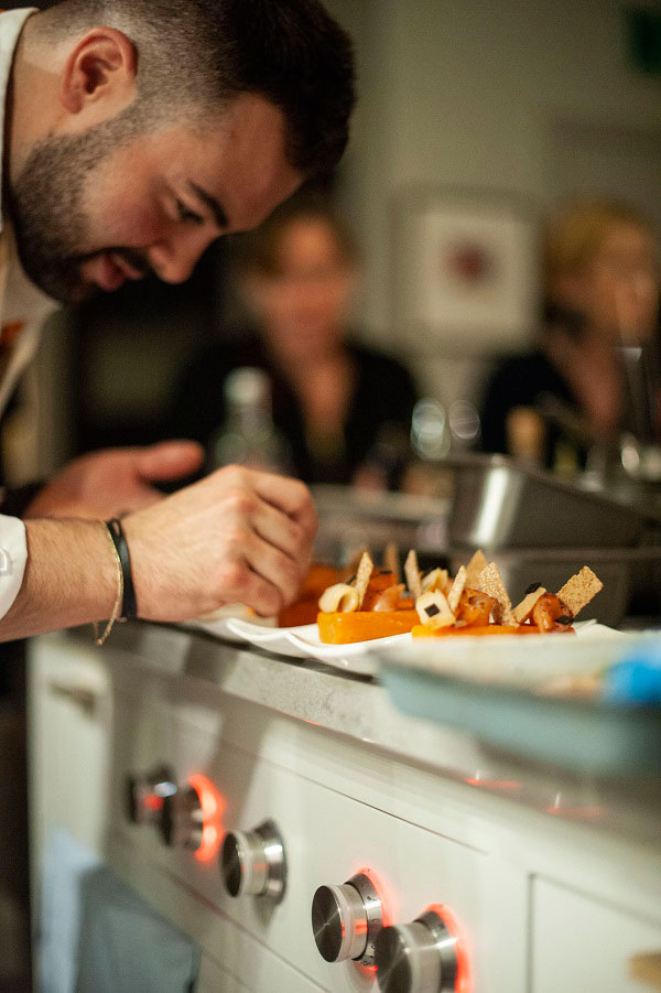 Chef Asimakis Chaniotis