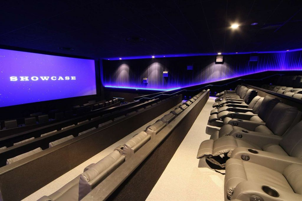 Showcase Cinemas Proactively Reduces Capacity in all Auditoriums by 50%