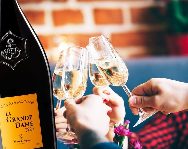 Veuve Clicquot: The Original Grande Dame of Champagne