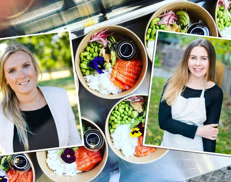 Interview with Victoria Knight and Annabel Wray, Founders of Hakuna Foods