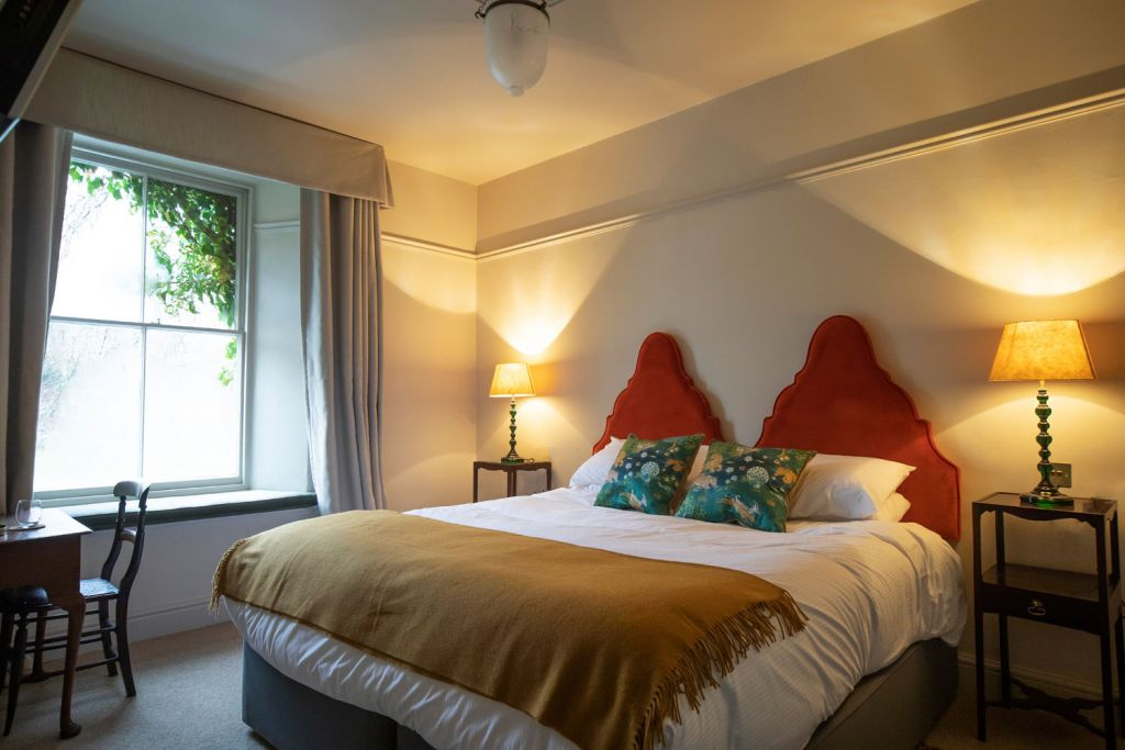 Victorian House Hotel Grasmere Lake District bedroom suite