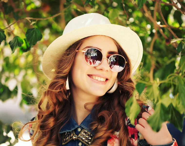 Why It's a Good Idea to Wear Sunglasses All Year Round