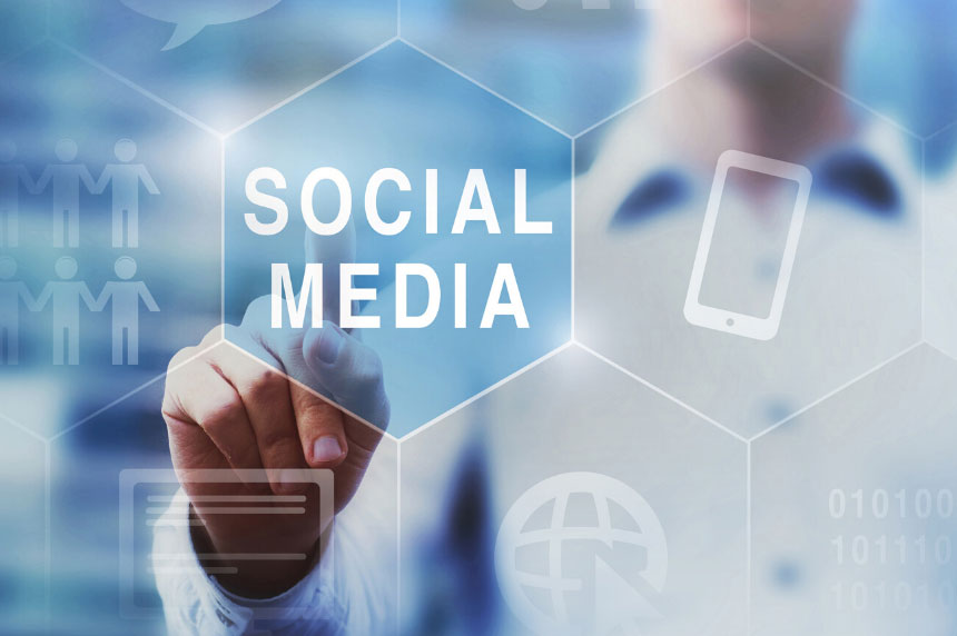 advice for businesses to use social media in the right way