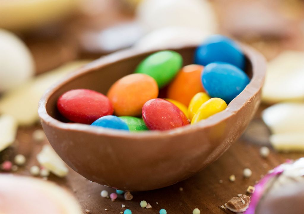 Which Chocolate Easter Egg Contain the Most Calories?