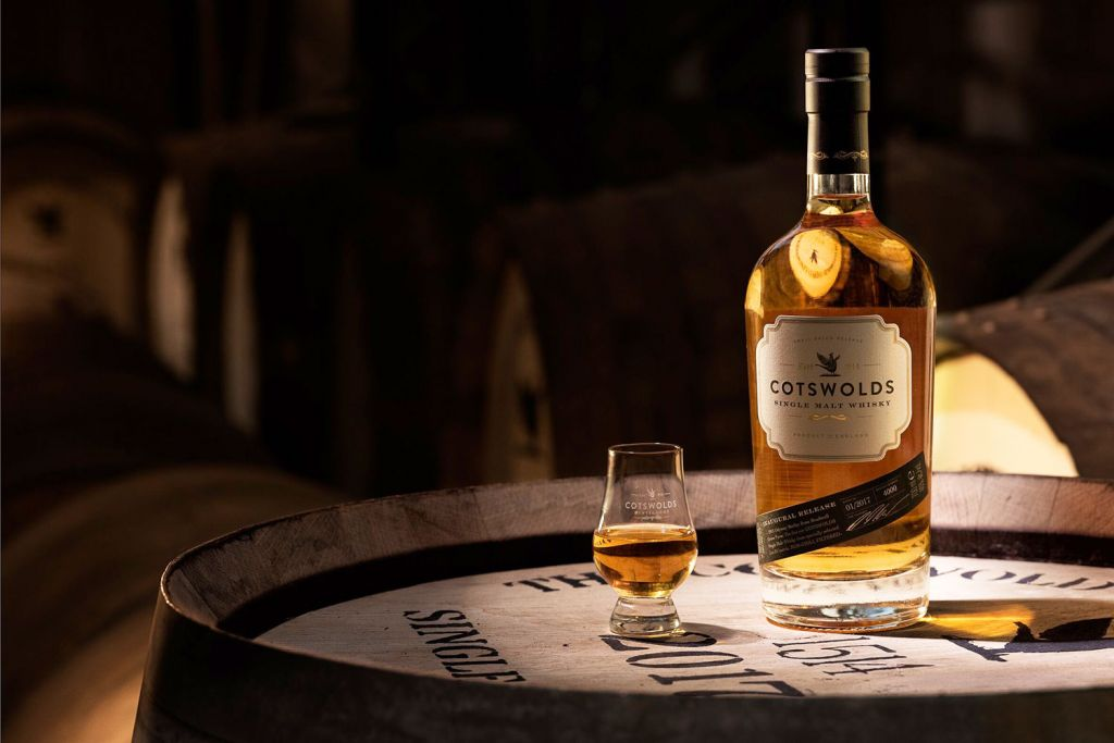 Whisky masterclasses offered by The Cotswolds Distillery