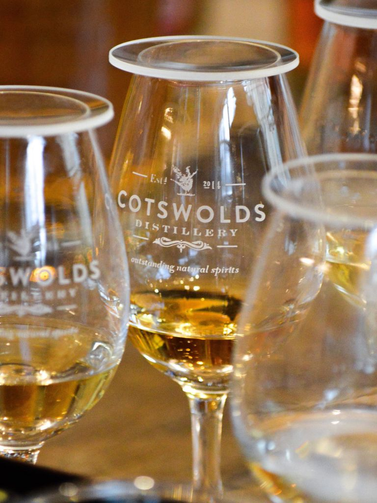 The Cotswolds Distillery whisky masterclasses