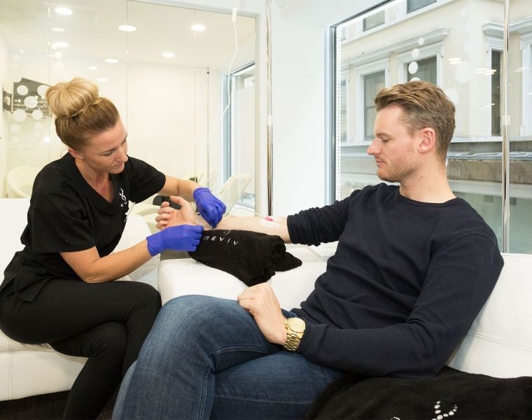 Dr Michael Barnish – Head of Nutrition and Genetics at REVIV.