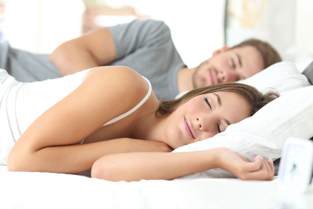 Good sleep hygiene is vital to help improve the appearance of the skin