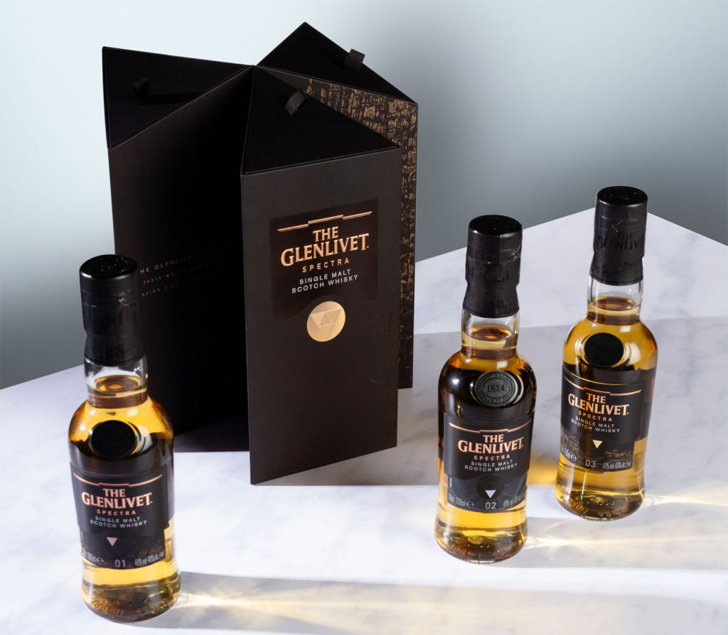 Sworn To Secrecy: The Glenlivet Unveils Limited Edition Spectra