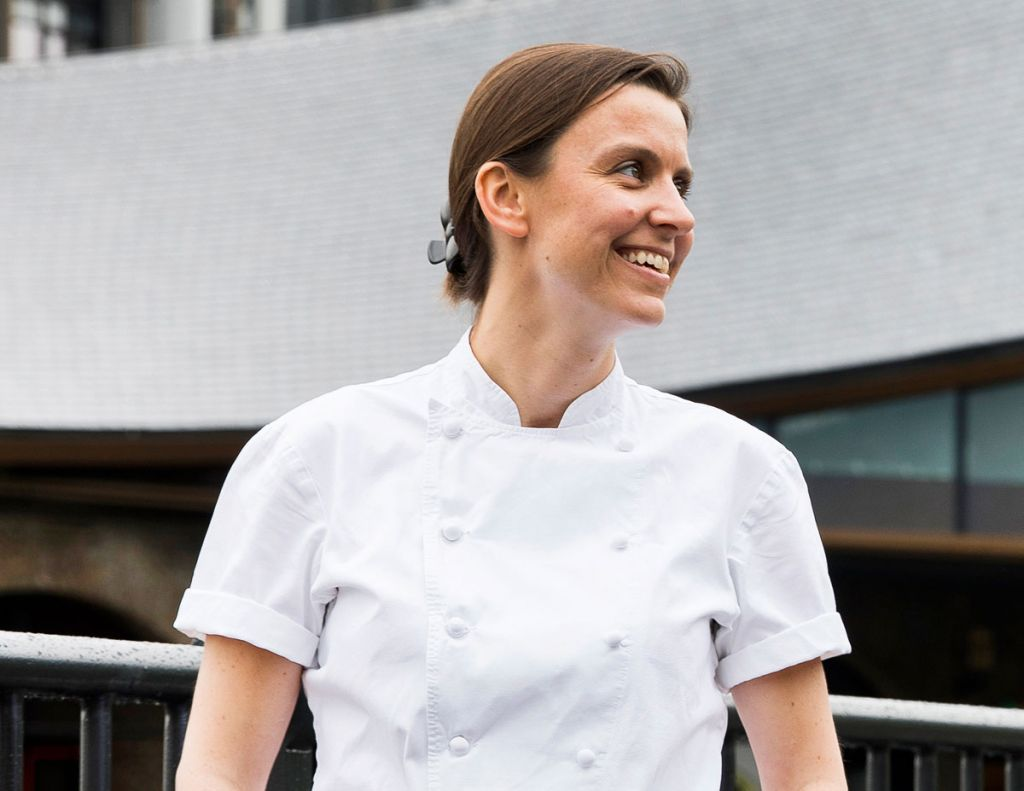 Great British Menu Winner Pip Lacey at Hicce