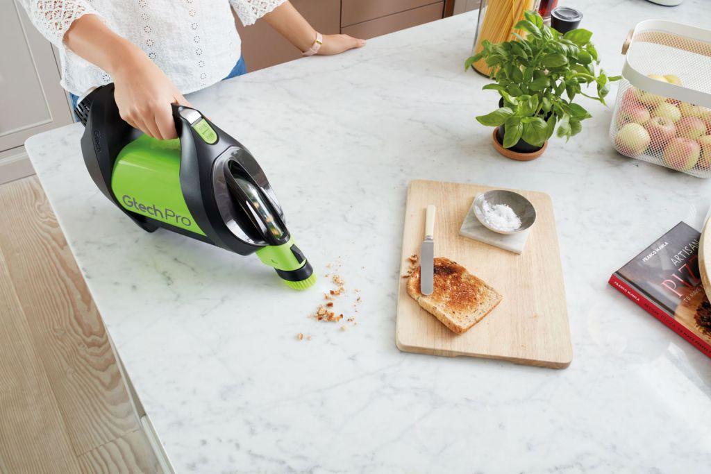 Transform the Gtech Pro into a handheld mini vacuum