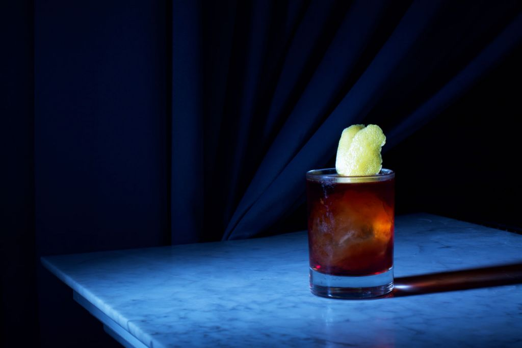 Bitter Giuseppe Cocktail - Chicago, Illinois
