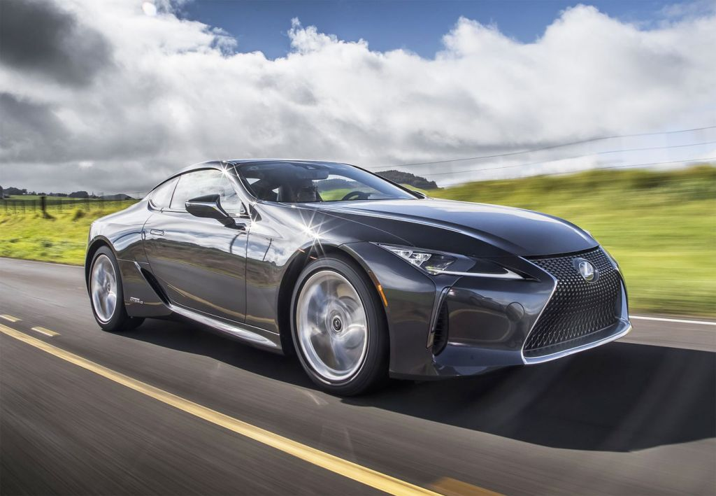 An In-Depth Look at the Lexus 2020 LC Coupe