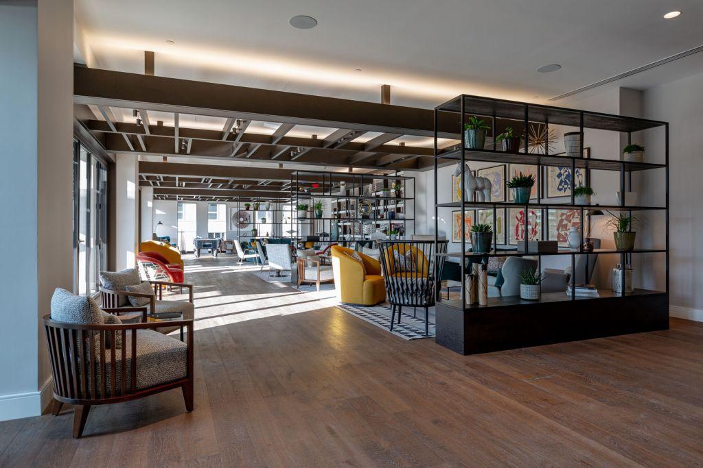 Inside 10 George Street by Vertus