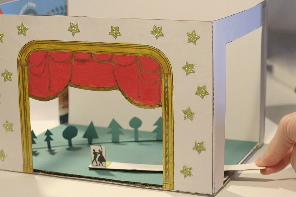 Royal Opera House Takes Home Learning From Their House to Yours