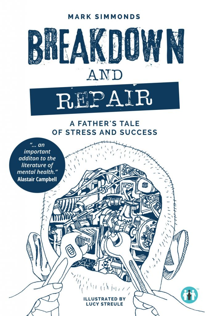Mark Simmonds Breakdown and Repair book