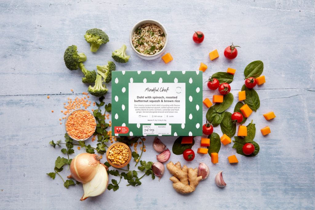 Mindful Chef Launches the UK's First Next-Day Recipe Box Delivery Service