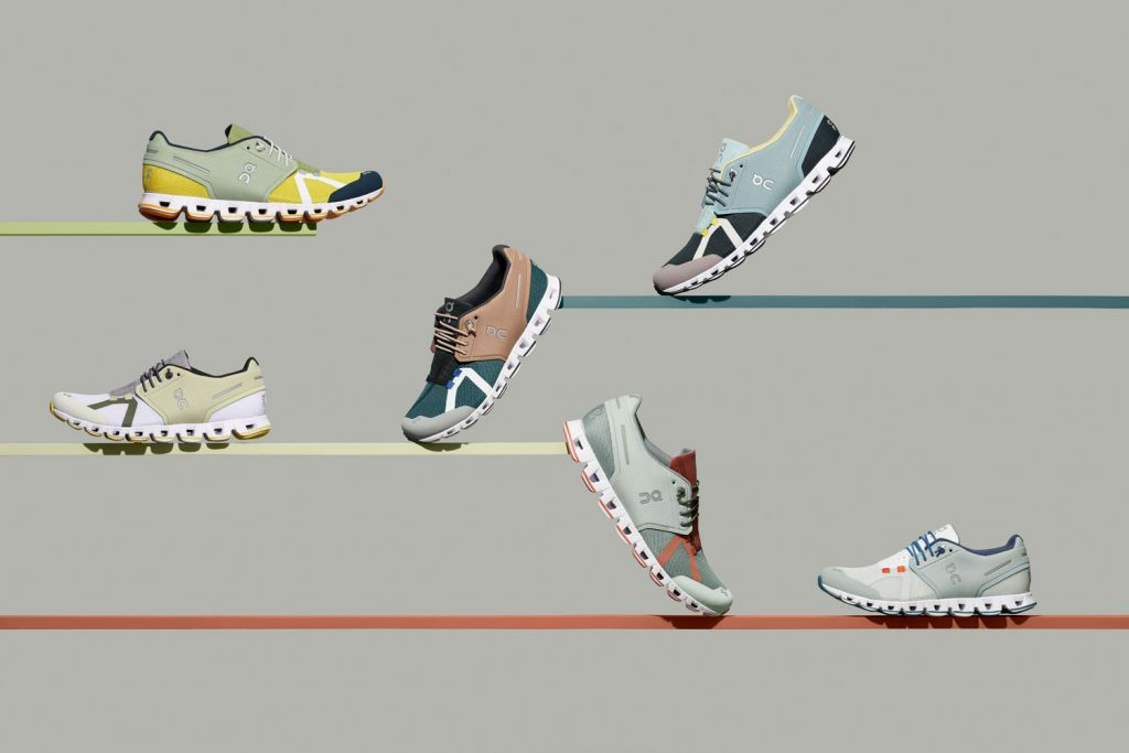 On Launches New Cloud 70|30 Swiss-Designed Performance Trainers