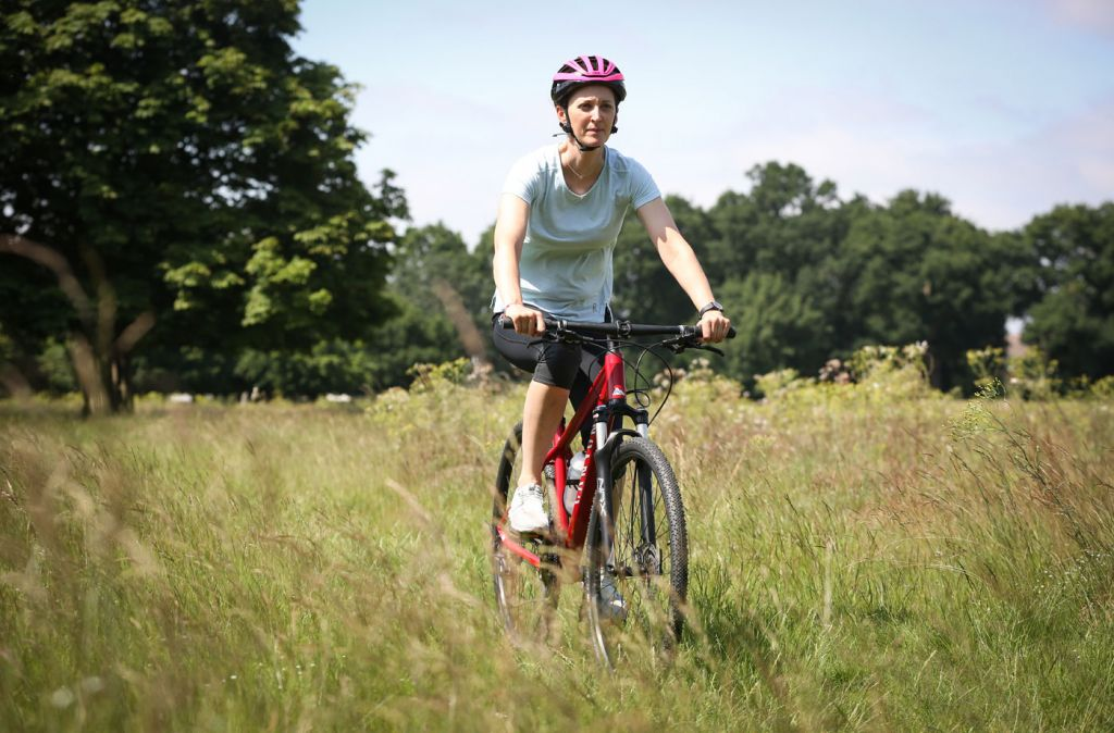 There are tonnes of benefits to regular bike workouts