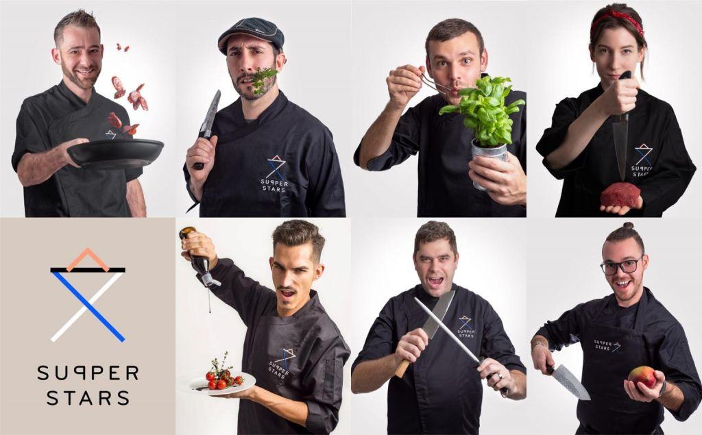SUPPER STARS UK Chefs